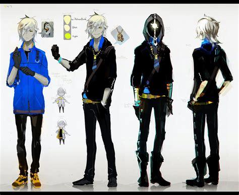 Hoodie Bullet For My Anime of x image 1290137 zerochan anime image board