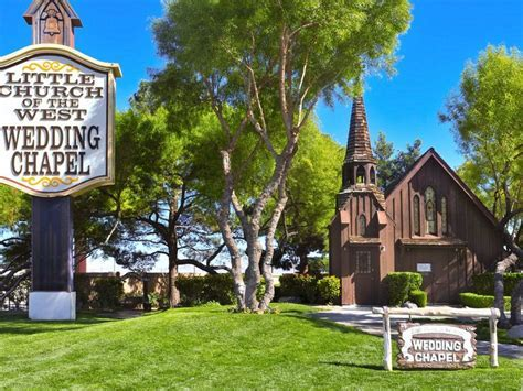 The 15 best Las Vegas wedding chapels and venues in 2019