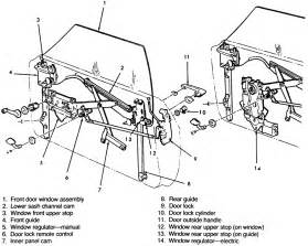 Electric Car Window Components Looking For A Diagram For 1969 Camaro Window Assembly