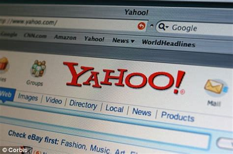 Yahoo Email Search Engine Microsoft And Yahoo On Brink Of Sealing Search Engine Deal To Rival Daily