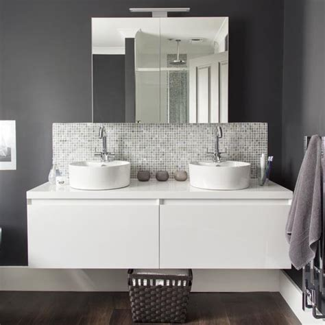 Bathroom Makeovers Uk by Basin Bathroom Vanity Unit Makeover Glamorous