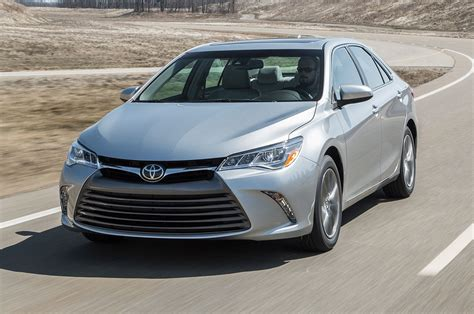 Toyota Camry Specs 2015 Toyota Camry Features And Specs Announced