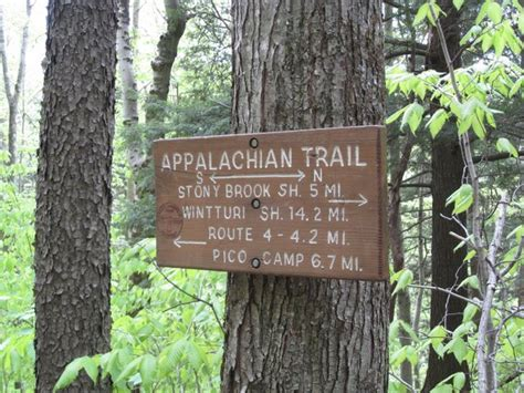 Hiking The Appalachian Trail In Sections by How To Section Hike The Appalachian Trail Section Hikers