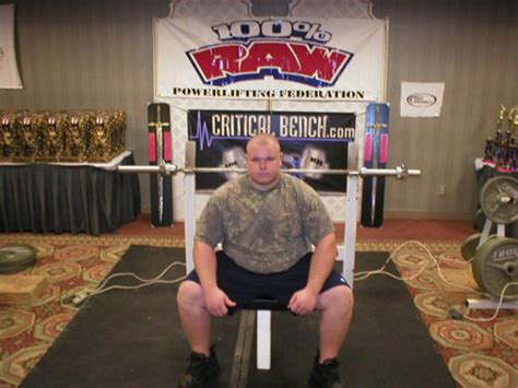 bill goldberg bench press interview with teenage world squat record holder cody yager