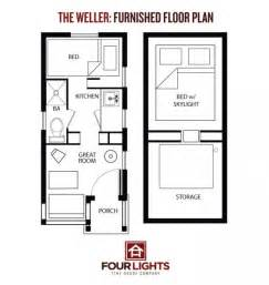 Wonderful What Size Room Is 400 Square Feet #7: Weller-tiny-house-011-567x600.jpg