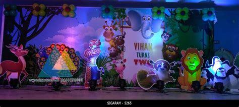 september themed events birthday party decorators in pondicherry chennai