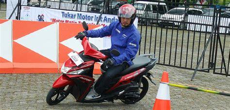 Murah Aksesoris Cover Kipas Yamaha Mio M3 125 Soul Gt Murah Meriah ride skutik inti biru yamaha new mio m3 125 gilamotor