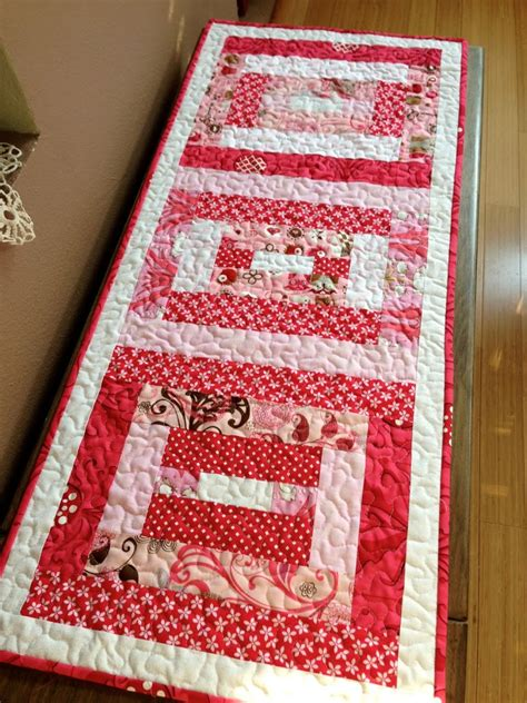 Beginning Quilting Projects by Beginning Quilt Project Table Runner