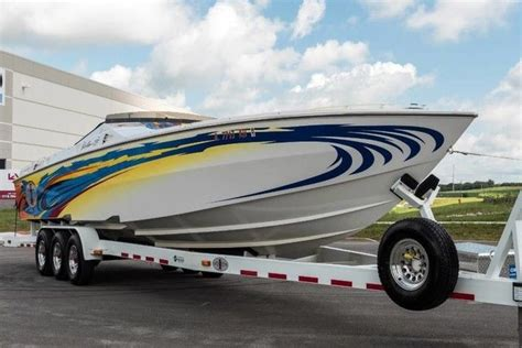 cigarette boat auction cigarette speed boat 2003 for sale for 139 800 boats