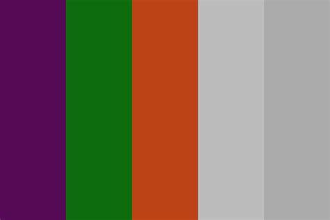 the joker colors darker joker color palette
