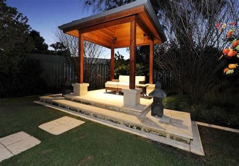 Green Decorations For Home by Beautiful Gazebo Designs Creating Contemporary Outdoor