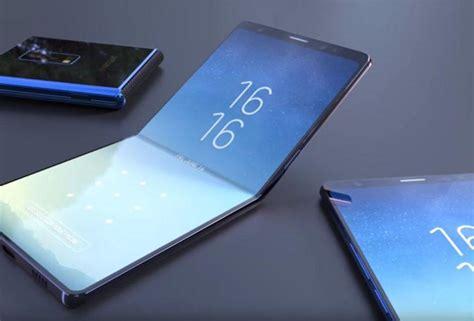 samsung s foldable phone news and bad news technobezz