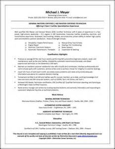 Blue Collar Resume Sles by Sle Resume Written To Land A Blue Collar