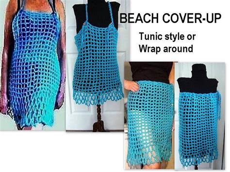 pattern beach cover up free free pattern beach by hectanooga crocheting pattern