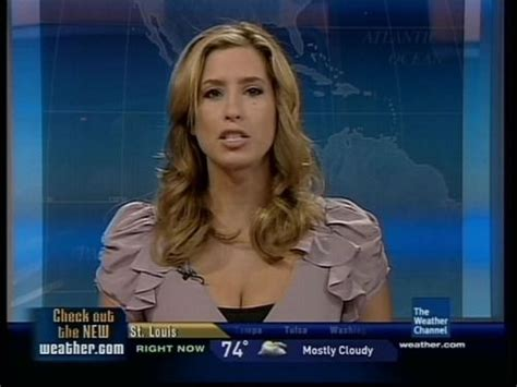 weather channel girl stephanie pictures to pin on 156 best images about weather channel on pinterest