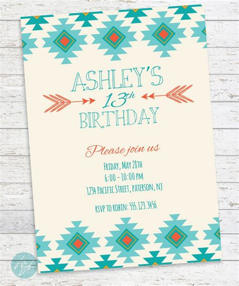 teen birthday invitations marialonghi com
