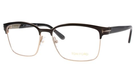 new tom ford eyeglasses tf 5323 matte brown 048 tf5323