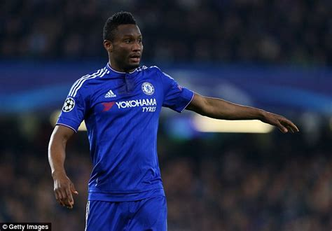 chelsea mikel obi to leave if conte denies him team spot daily mail