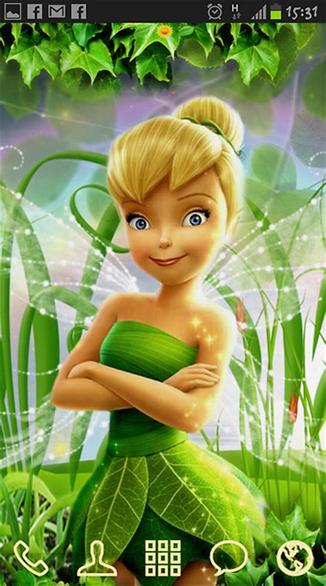 wallpaper android tinkerbell free tinkerbell live wallpaper wallpapersafari