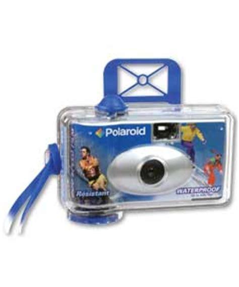polaroid underwater single use camera review, compare