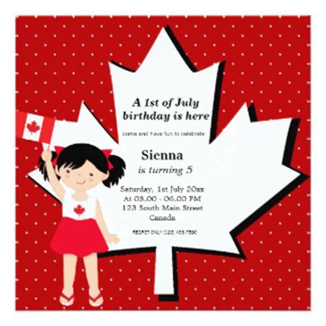Invitation Cards Canada