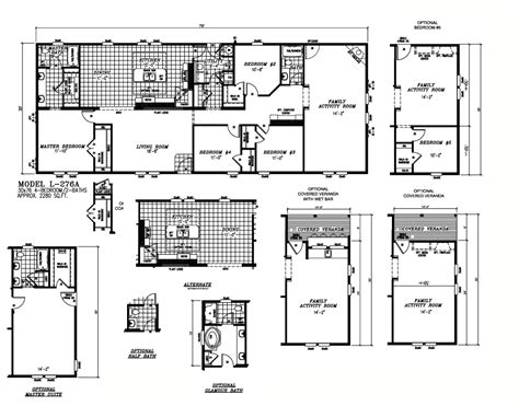 28 solitaire mobile homes floor plans 25 best ideas