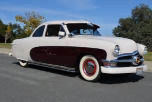 1950 Ford Custom 1950 Ford Custom Coupe Ca Car Restored