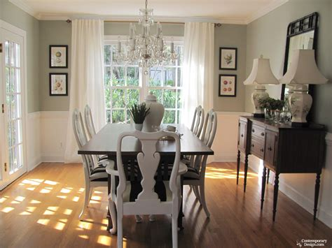 dining room chair rail ideas dining room with chair rail