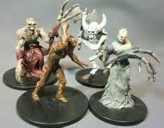 dungeon lord the wraith s haunt a litrpg series books d d miniature wraith specter lord stunningly painted by