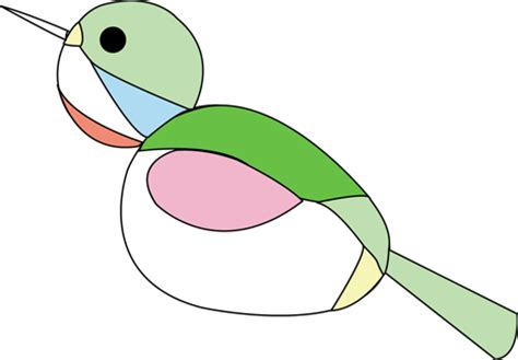 tody bird coloring page hands on crafts for kids