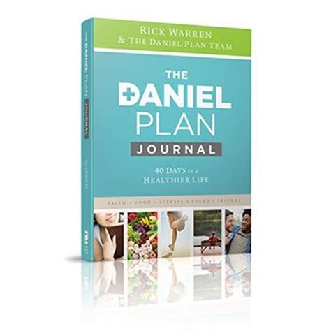 libro the daniel plan journal 35 best images about the daniel plan 40 days to a healthier life on mark hyman