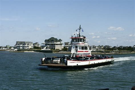 ferry verb obx the outer banks nc where summer is a verb the