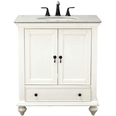 home decorators collection newport 31 in vanity in ivory