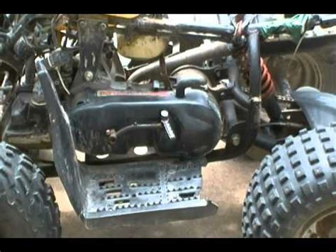 polaris scrambler  atv refresh project youtube