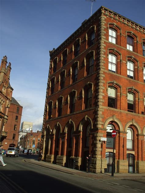MANCHESTER ~ 1 Central Street.   GHOSTLY TOM'S TRAVEL