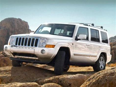 2008 Jeep Commander Reliability 50 Best Used Jeep Commander For Sale Savings From 2 359