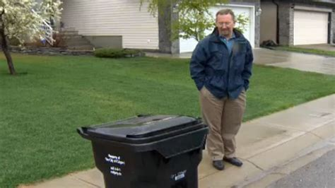 homeowner has gripe with garbage collection ctv calgary news