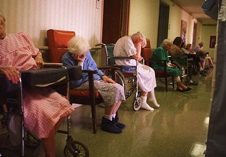 thousands of u.s. nursing home residents have savings