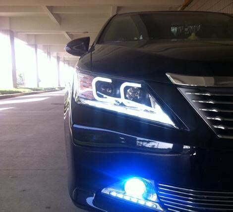 2018 toyota camry 2012 2013' led headlight led front light
