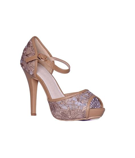khaki high heels heels n wedges khaki high heel sandals price in india buy