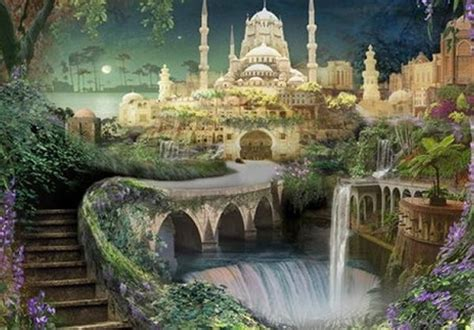Gardens Of The Ancients by Ancient Script Reveals Mysterious Location Of Legendary