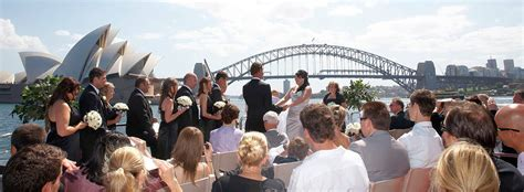 wedding ceremony and reception venues sydney sydney wedding venues sydney wedding cruises reception venues captain cook cruises