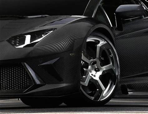 Lamborghini Made Of Carbon Fiber The Lamborghini Aventador Carbonado By Mansory