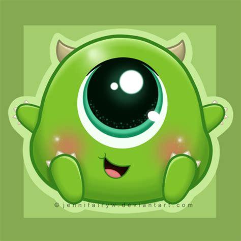 imagenes de monster inc kawaii chibi disney characters disney planet