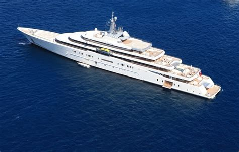 who owns the biggest boat in the world the biggest luxury yachts and their proud owners spr