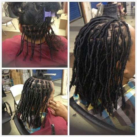 pre dreaded hair extensions fake dreads faux locs pinterest dreads and fake dreads