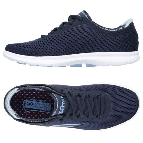athletic shoe skechers go step sport athletic shoes aw16