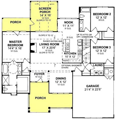 wheelchair accessible floor plans 35 best ada wheelchair accessible house plans images on