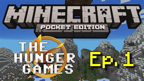 hunger games mod in minecraft pe minecraft hunger games server pe www imgkid com the