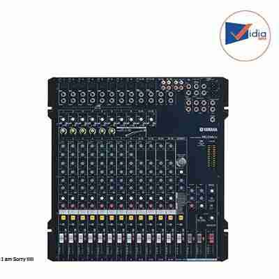 Second Mixer Yamaha Mg166cx mixer s 226 n khấu yamaha mg166cx usb vidia shop